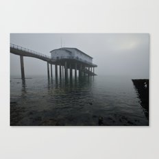 Roa Island Lifeboat Station Canvas Print