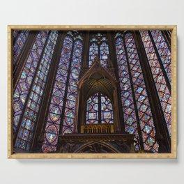 Sainte-Chapelle Serving Tray