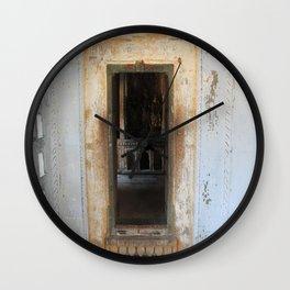 Way to the Shrine Wall Clock