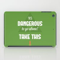 quotes iPad Cases featuring Zelda Quotes by Janismarika
