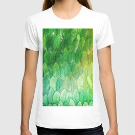 when the light hits the leaves T-shirt