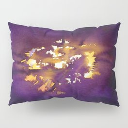 Burst Pillow Sham