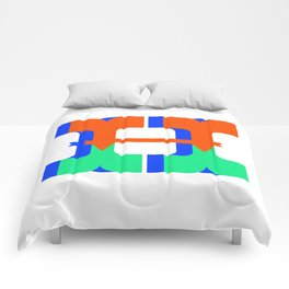 Letter H Comforters