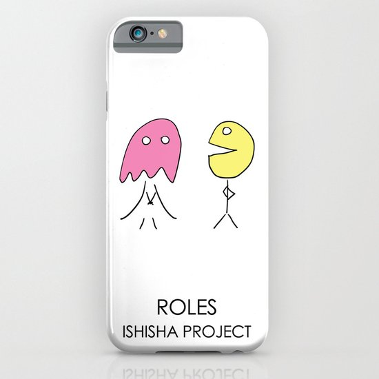 ROLES by ISHISHA PROJECT iPhone & iPod Case