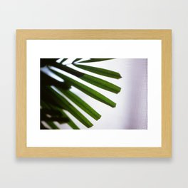 A Present Framed Art Print
