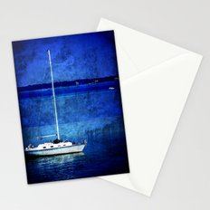 Dreaming of Sailing Away Stationery Cards