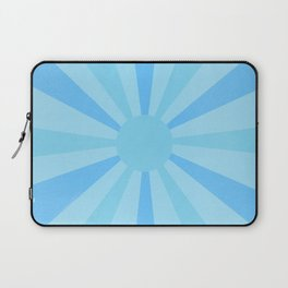 blue sunshine Laptop Sleeve