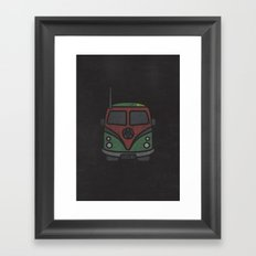 Slave 2 Framed Art Print