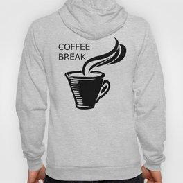Coffee Break Hoody