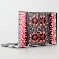 ikat Laptop & iPad Skins featuring Ikat by Sofia Perina-Miller
