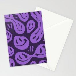 Liquify Amethyst Stationery Cards