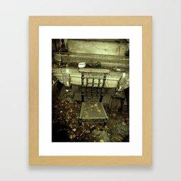 Chair Framed Art Print