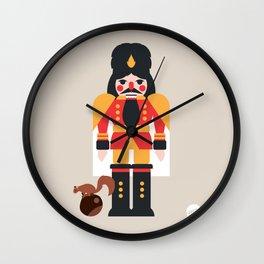 Mr. Nutty Wall Clock