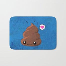 Poop Love Bath Mat