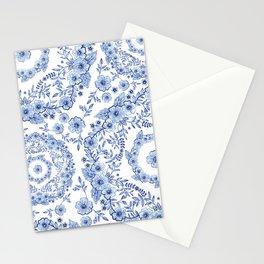 Blue Rhapsody Stationery Cards