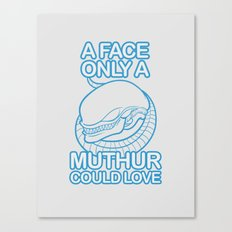 MUTHUR Lover Canvas Print