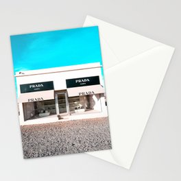 Marfa Pr@da Stationery Cards
