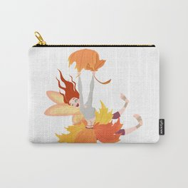 Fall Faerie Carry-All Pouch