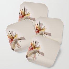Mondrian Rearranged 3D Coaster