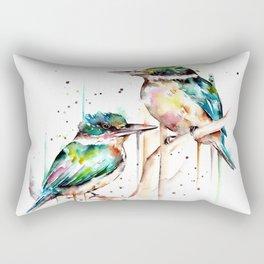 Kingfishers Rectangular Pillow