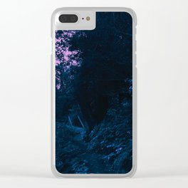 0407 Clear iPhone Case