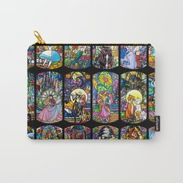 A Small World... Carry-All Pouch