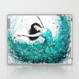Jade Ballet Laptop & iPad Skin