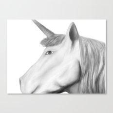 Kathryn's Unicorn Canvas Print