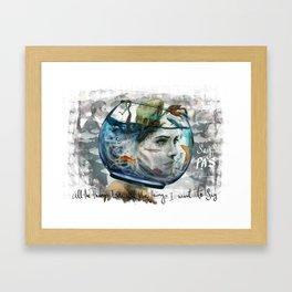 PAS (HSP) Framed Art Print