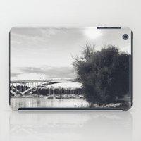 stockholm iPad Cases featuring Stockholm 01 by Viviana Gonzalez