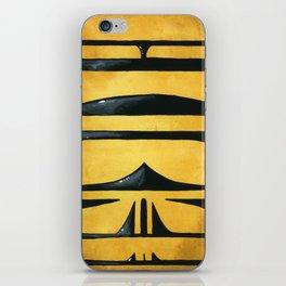 Allograpta iPhone Skin