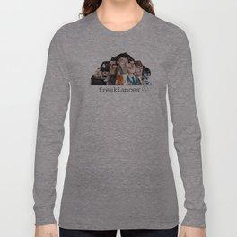 Personajes freaklances Long Sleeve T-shirt