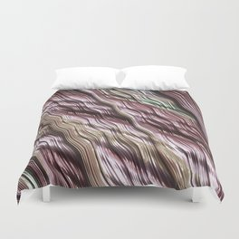 Creamy Colors, discrete Duvet Cover