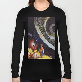 Planetary Precipice Long Sleeve T-shirt