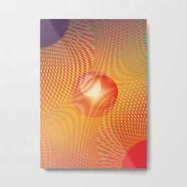 Synapse Metal Print