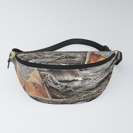 Palm Trunk Fanny Pack