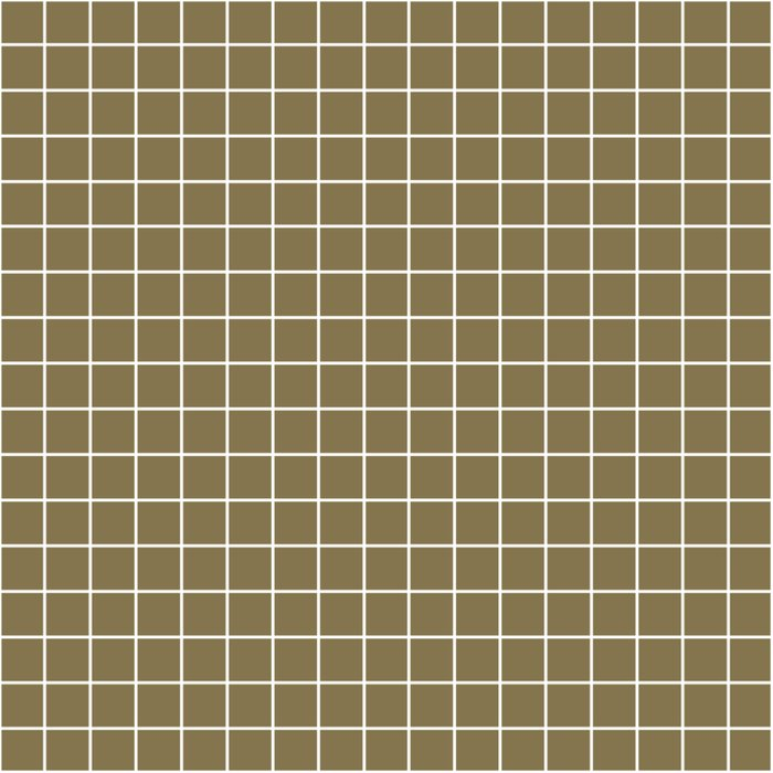 Explore Colors Gold Fusion: White Lines Grid Pattern Duvet