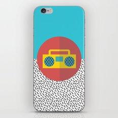 Nice People Like Music iPhone & iPod Skin