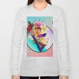 Woman poster Long Sleeve T-shirt