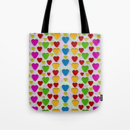 So sweet and hearty as love can be Tote Bag