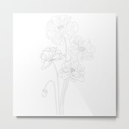 bunches of boos Metal Print