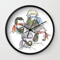 renaissance Wall Clocks featuring Renaissance;) by dareba