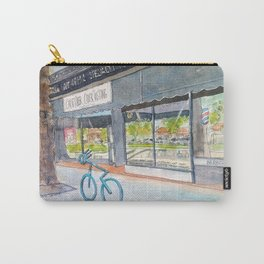 Morning Reflections at Stateside Crafts Carry-All Pouch