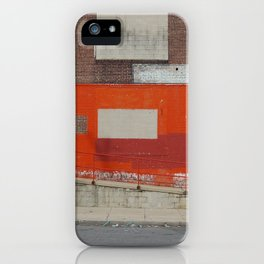 red red iPhone Case