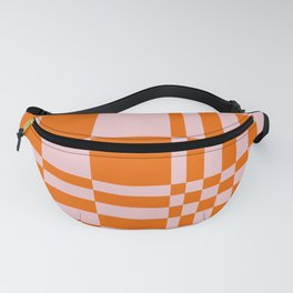 Abstraction_ILLUSION_01 Fanny Pack