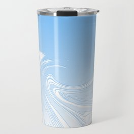 Silky Waves Travel Mug