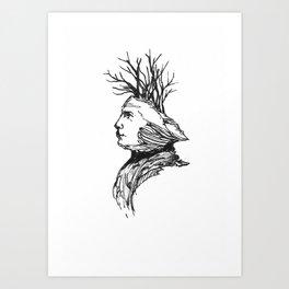 Genius Loci Art Print