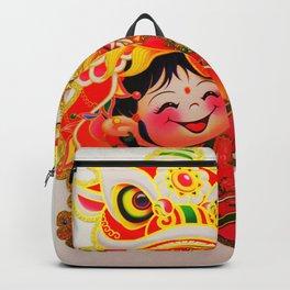 Chinese New Year #society6 #decor #buyart Backpack