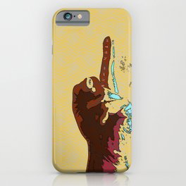 lady like iPhone Case