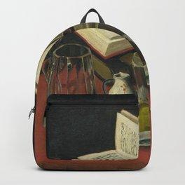 J. de Clercq - Still Life Backpack